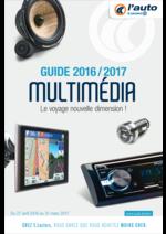 Guides et conseils L'auto E.Leclerc : Guide 2016-2017 Multimédia