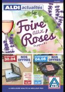 Prospectus Aldi Asnières-sur-Seine : Foire aux rosés