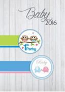 Catalogues et collections Party Fiesta CRETEIL : Catalogue Baby Shower 2016