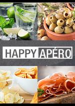 Catalogues et collections Monoprix : Happy apéro
