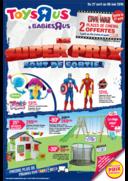 Prospectus Toys R Us STRASBOURG : Les super prix sont de sortie !