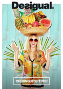 Catalogues et collections Desigual Paris : Lookbook Welcome to the Chiringuito!
