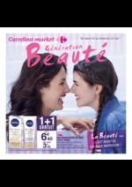 Prospectus Carrefour Market : Génération Beauté