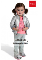 Promos et remises  : Lookbook bébé printemps été 2016