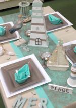 Catalogues et collections Festi : Table du mercredi : A la plage