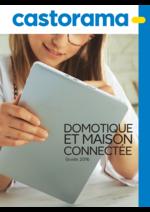 Catalogues et collections Castorama : Domotique et maison connectée
