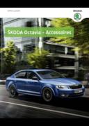 Catalogues et collections Distributeurs Skoda PARIS : Les accessoires Skoda Octavia