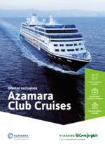 Promoções e descontos  : Azamara Club Cruises
