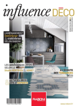 Promos et remises  : Le magazine Influence déco