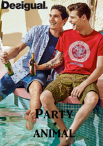 Catalogues et collections Desigual : Lookbook Party animal