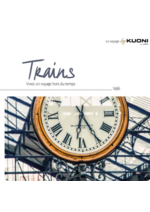 Promos et remises  : Circuits en Trains 2017