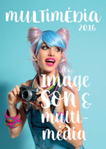 Promos et remises  : Catalogue Multimédia 2016