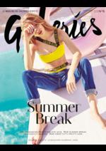 Promos et remises  : Summer Break