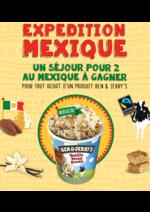 Jeux concours Picard : Un séjour pour 2 au Mexique à gagner