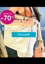 Promos et remises Chaussea : Soldes jusqu'à -70% Accessoires