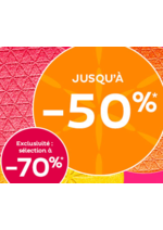 Promos et remises Nocibé Parfumerie : C'est parti !!!