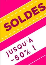 Promos et remises Autour de bébé : Soldes jusqu'à -50%