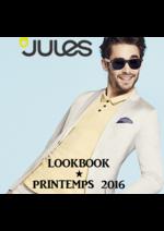 Promos et remises  : Lookbook printemps 2016