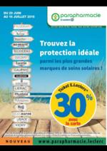 Prospectus E.Leclerc : Trouvez la protection idéale