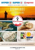 Promos et remises  : Bienvenue en Bretagne