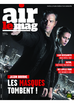 Journaux et magazines Mc Donald's : Air le Mag du mois de Juillet 2016