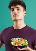Catalogues et collections Subway : Venez savourer la salade thon
