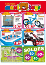 Prospectus Maxi Toys : Soldes