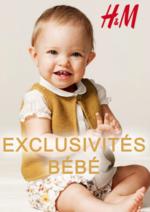Catalogues et collections H&M : Lookbook Enfant Exclusivités bébé