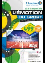 Promos et remises  : L'émotion du sport avec la haute technologie
