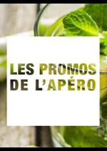 Promos et remises Monoprix : Les promos de l'apéro