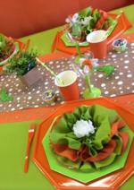 Promos et remises  : Table du mercredi : Repas Convivial