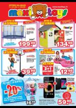 Prospectus Maxi Toys : Les offres du moment