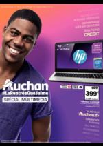 Prospectus Auchan : Spécial multimédia