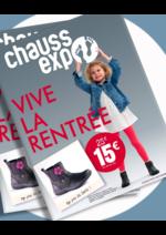 Catalogues et collections Chauss Expo : Vive la rentrée