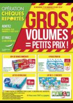 Promos et remises  : Gros volumes = petits prix !