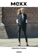 Catalogues et collections Mexx Boulogne : Collection femme AW16
