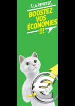 Promos et remises Feu Vert : Pneu 4 saisons jusqu'à 100€ offerts