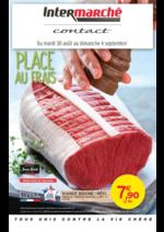 Prospectus Intermarché Contact : Place au Frais