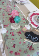 Catalogues et collections Festi : Table du mercredi : Liberty