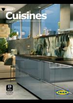 Catalogues et collections IKEA : Catalogue Cuisines 2017