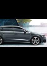 Catalogues et collections Audi : La nouvelle Audi A3 Sportback