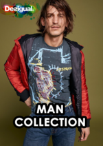 Catalogues et collections Desigual : Lookbook Man collection