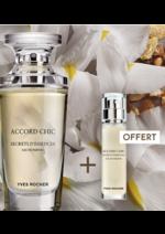 Catalogues et collections Yves Rocher : Craquez pour le nouveau parfum : Accord chic