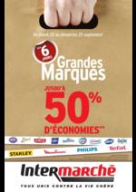 Prospectus Intermarché Hyper : Les 6 jours grandes marques