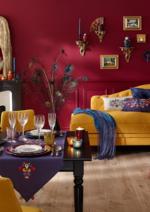Catalogues et collections Eurodif : Mettez un peu de folklore dans votre décoration !