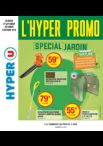 Promos et remises  : L'hyper promo spécial jardin