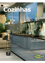 Catálogos e Coleções IKEA : Cozinhas 2017