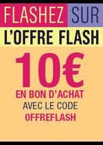 Bons Plans Monoprix : Recevez 10€ en bon d'achat