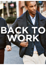 Catalogues et collections Celio : Back To Work