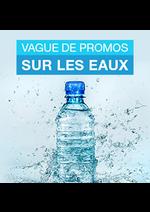 Promos et remises Monoprix : Vague de promos sur les eaux